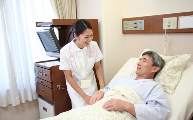 看護師付き添い搬送2