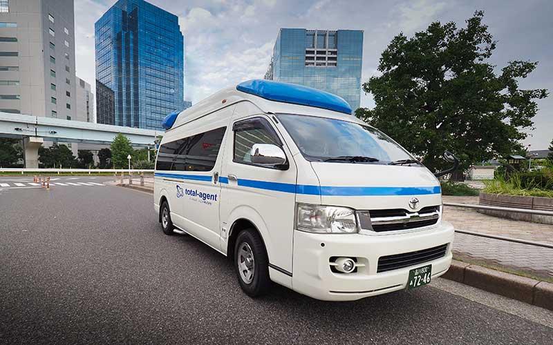 民間救急車